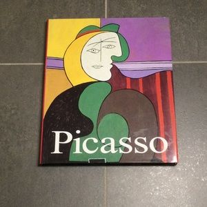 """Picasso"" hardback book by Buchholz & Zimmermann."